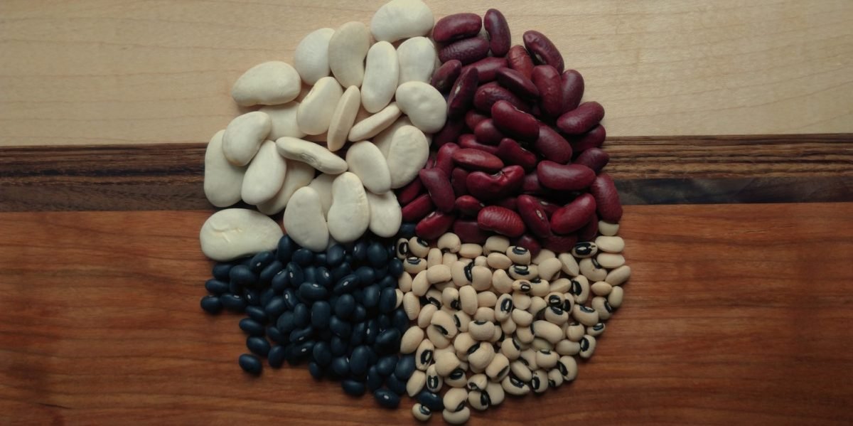 Pressure Cooking dried beans