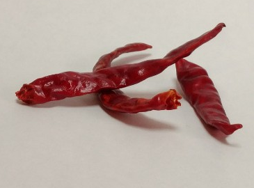 arbol chilies